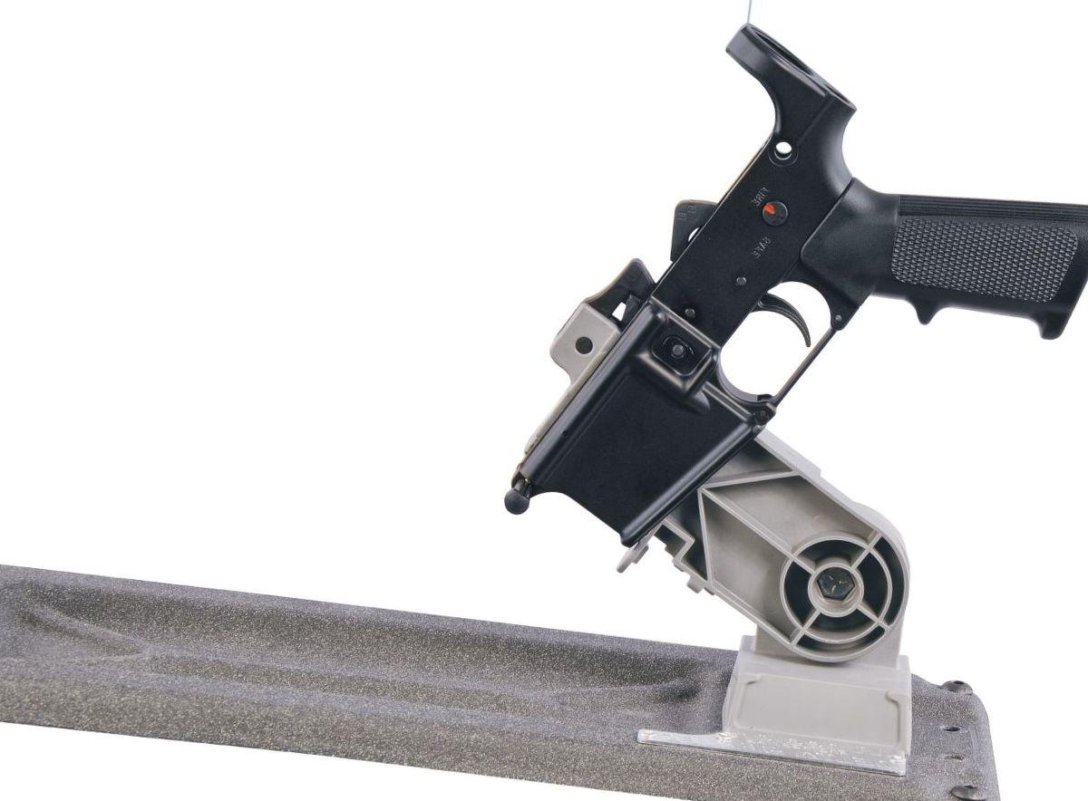 Wheeler® AR Armorer's Vise