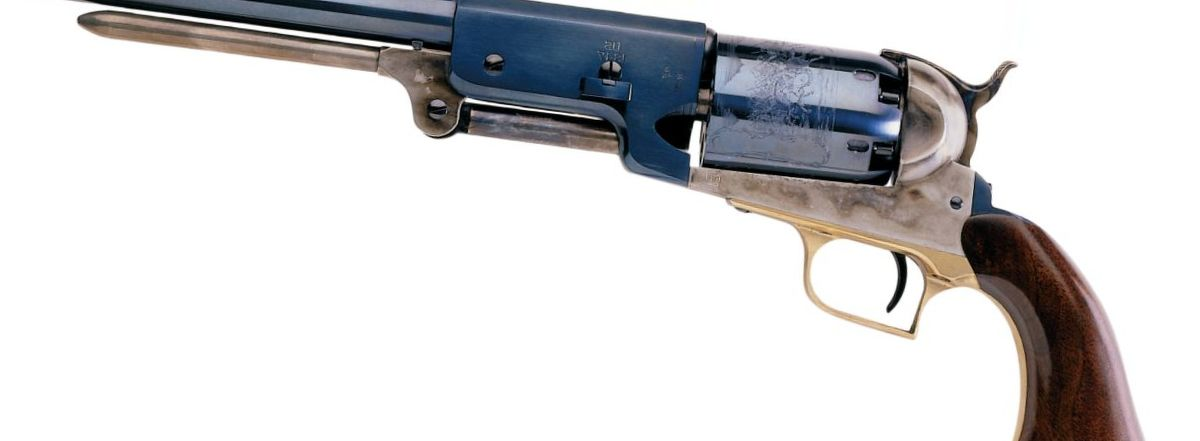 Uberti Model 1847 Walker .44-Caliber Revolver