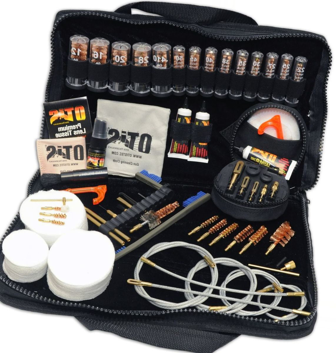 The Otis Elite Gun Cleaning Kit