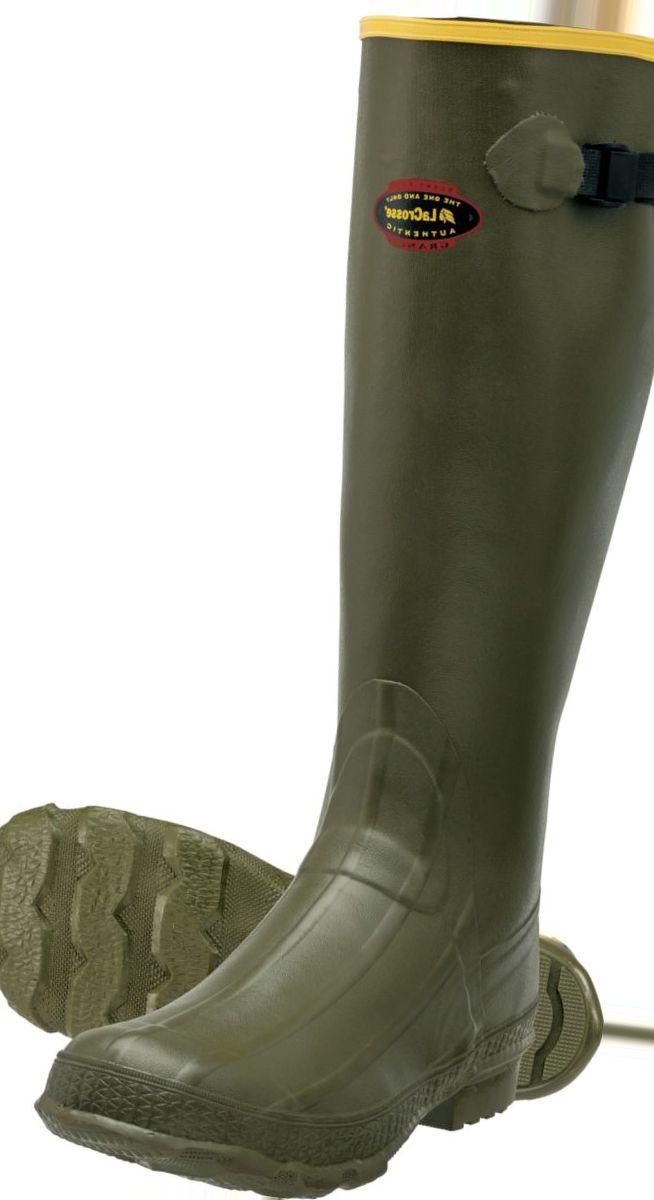 """LaCrosse® Men's Grange® 18"""" Rubber Boots"""