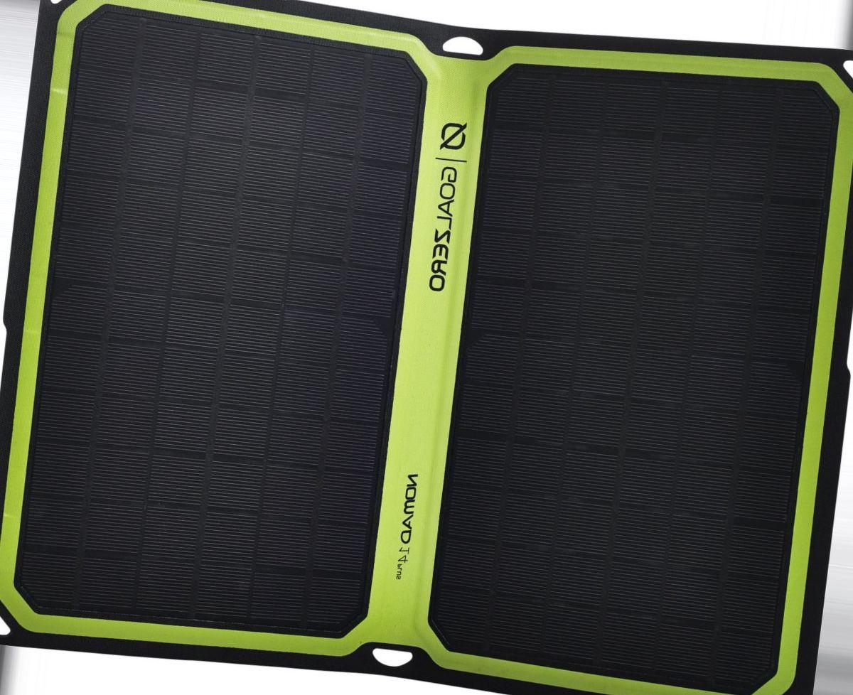 Goal Zero® Nomad 14 Plus Solar Panel