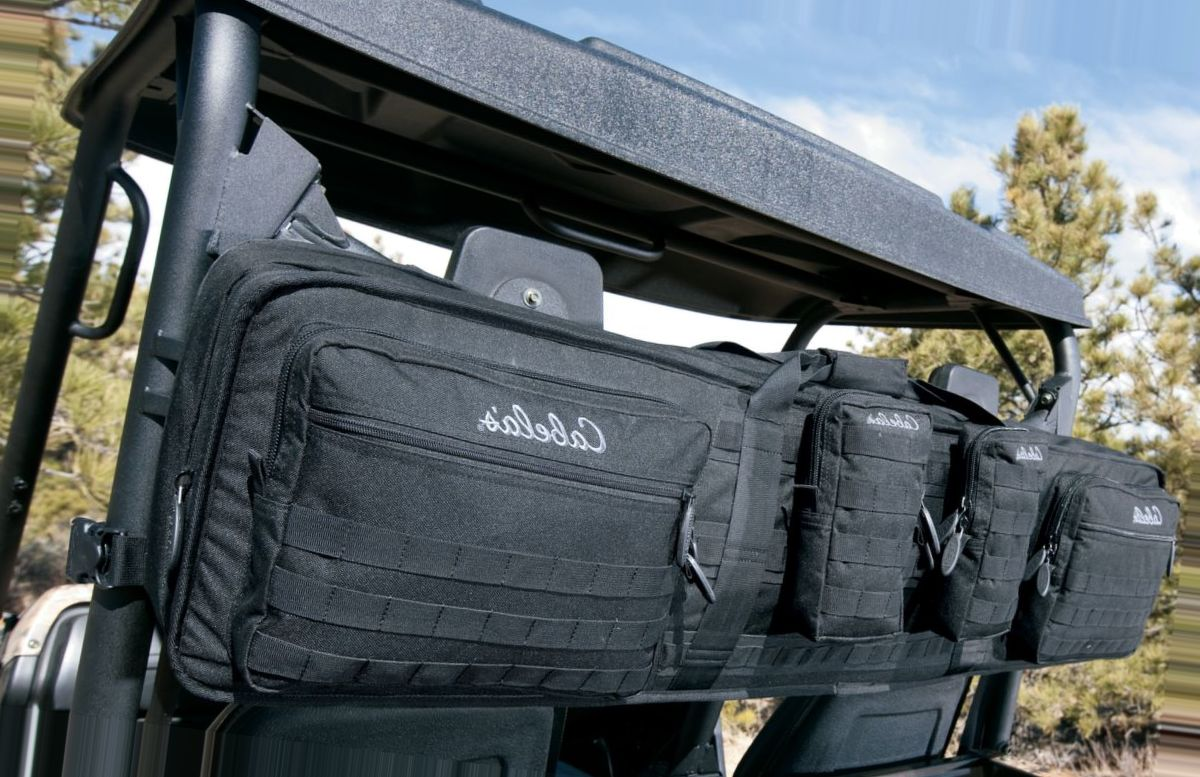 "Cabela's 52"" TAC Gear UTV Double Gun Case"