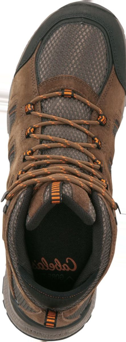 Cabela's Men's 360 Mid Hikers with GORE-TEX® Surround®