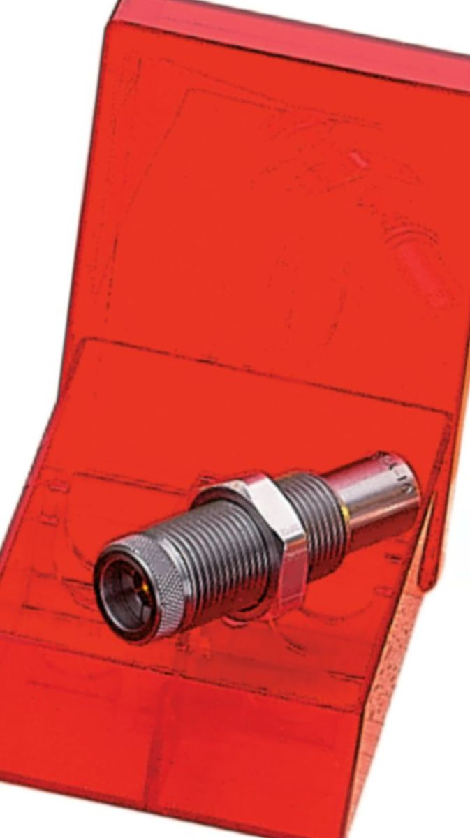 Lee Carbide Factory Crimp Dies - Pistol and Revolver
