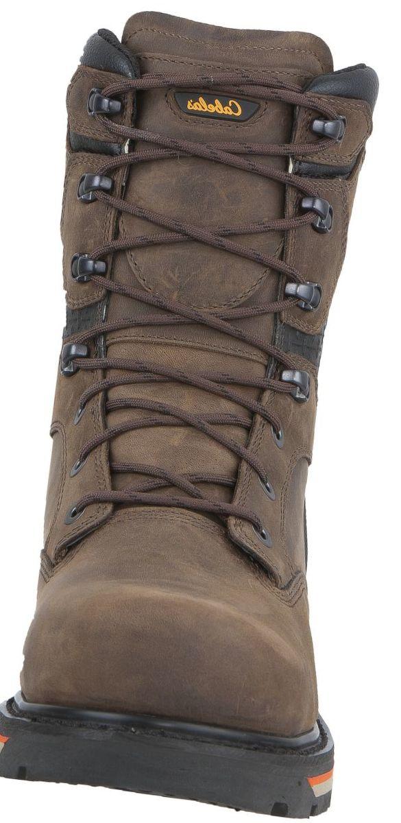 """Cabela's Roughneck™ Men's 8"""" Overhaul Composite-Toe Work Boots"""