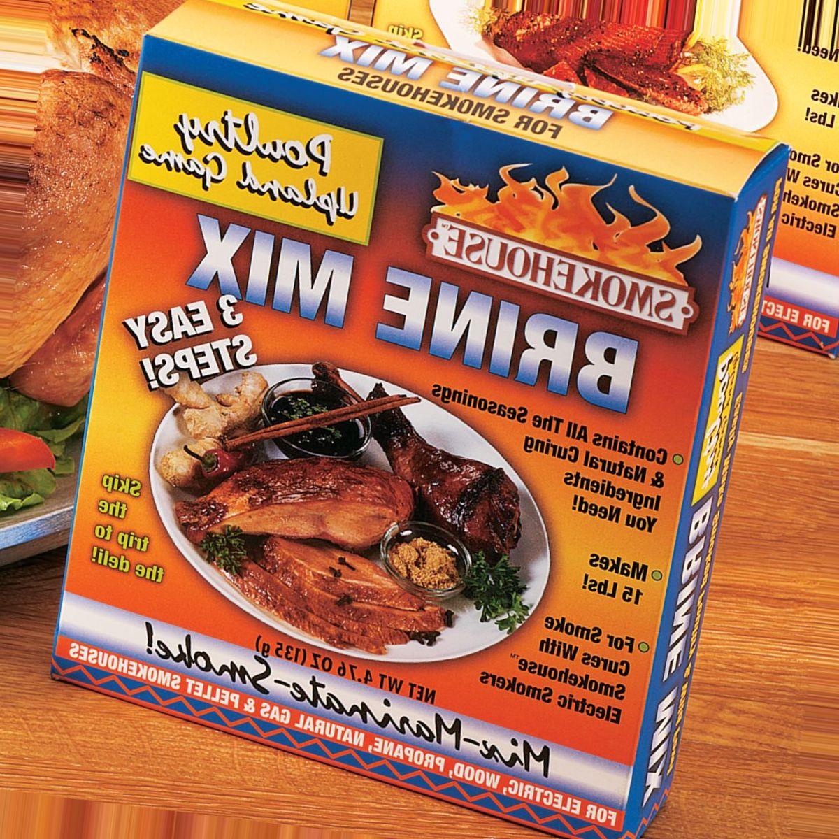 Smokehouse Products Jerky Brine Mix