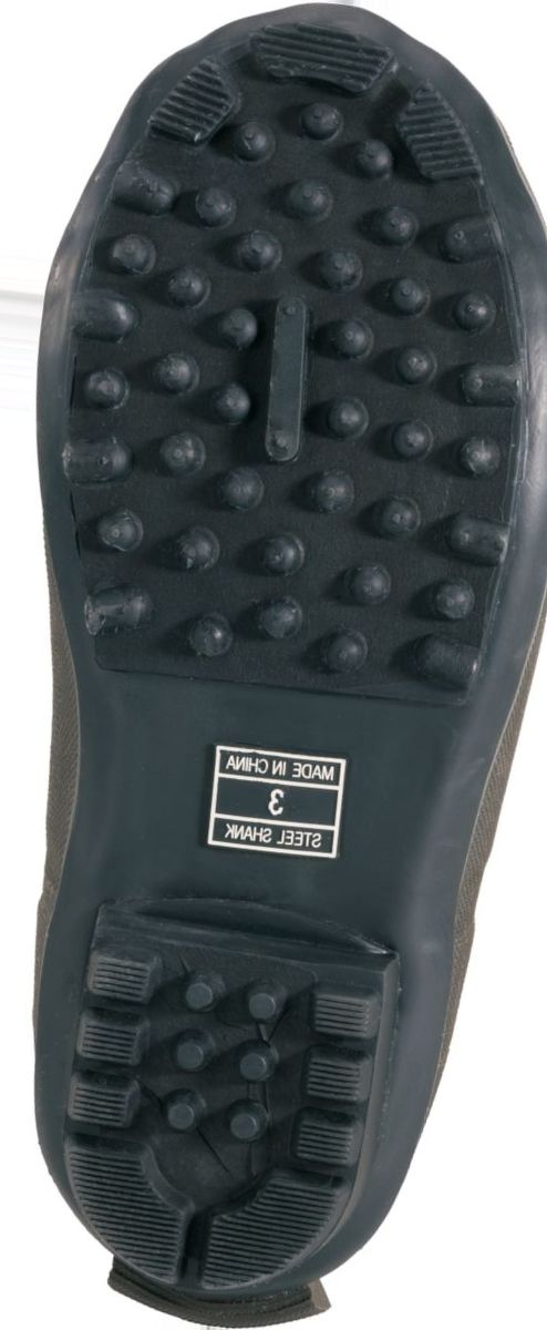 Cabela's Youth Waterproof 3mm 600-gram Lug-Sole Chest Waders