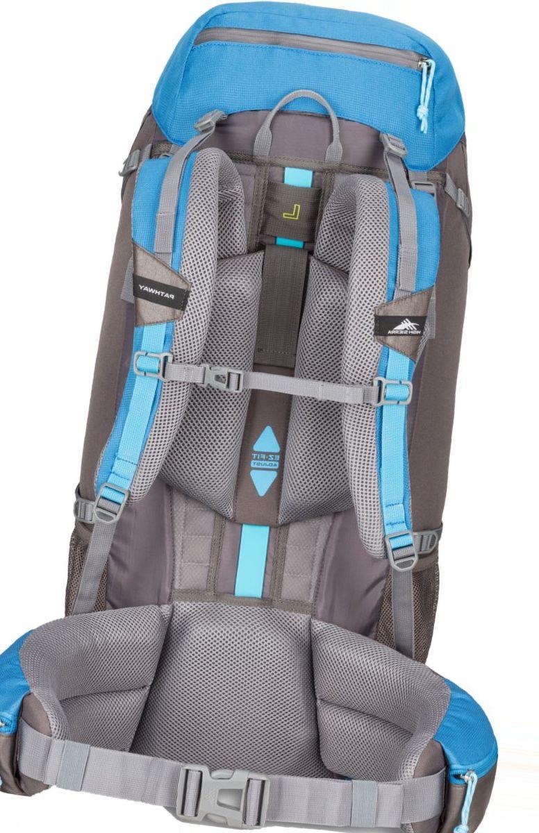 High Sierra Pathway 60L Backpack