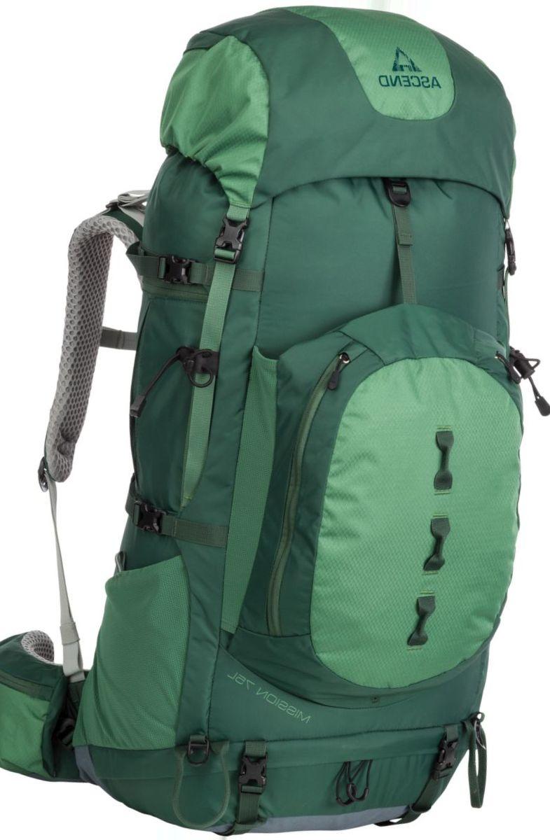 Ascend® Mission 75L Trail Pack