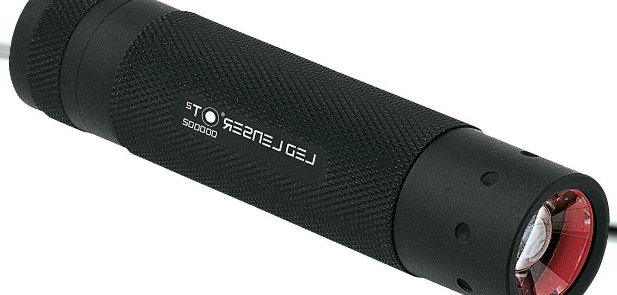 LED Lenser® T2 Flashlight