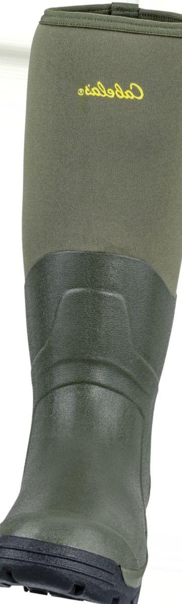 Cabela's Men's 5mm Outdoor Rubber Boots