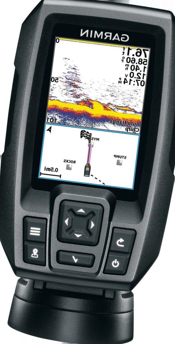 Garmin® Striker 4 Sonar/GPS Combo