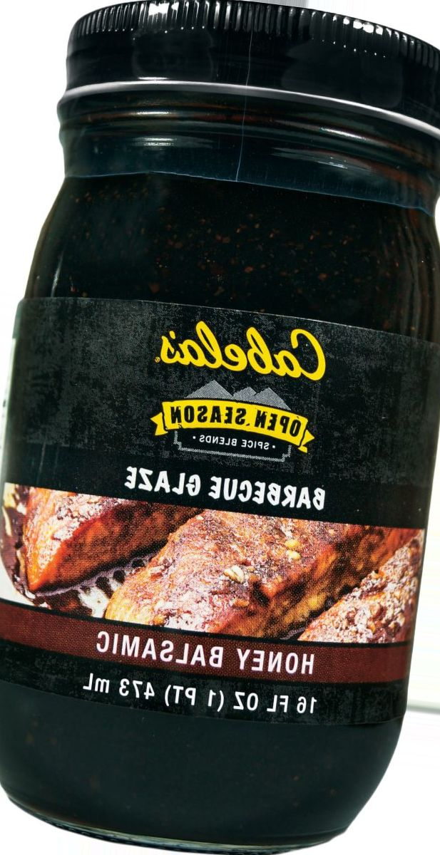 Cabela's Open Season Barbecue Glazes