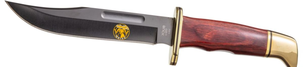 Cabela's Alaskan Guide® Series 119 Fixed-Blade Knife by Buck Knives®