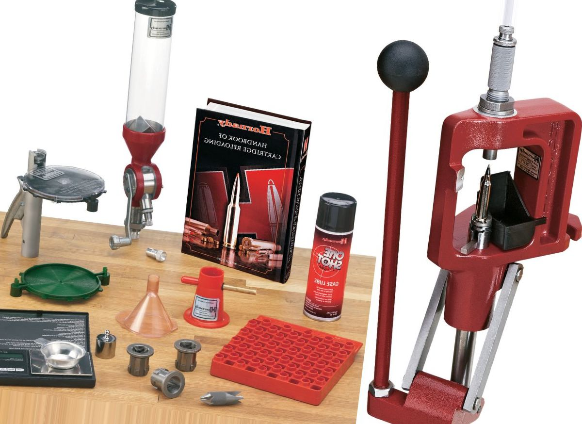 Hornady® Lock-N-Load® Classic™ Kit