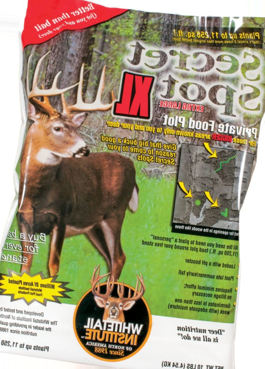 Whitetail Institute Secret Spot – 10 lbs.