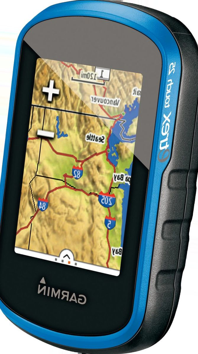 Garmin® eTrex® Touch 25