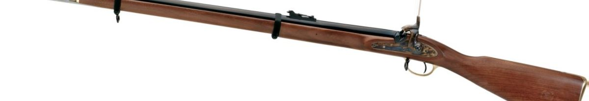 Pedersoli Enfield 2 Band P1858 .58-Cal. Percussion Rifle