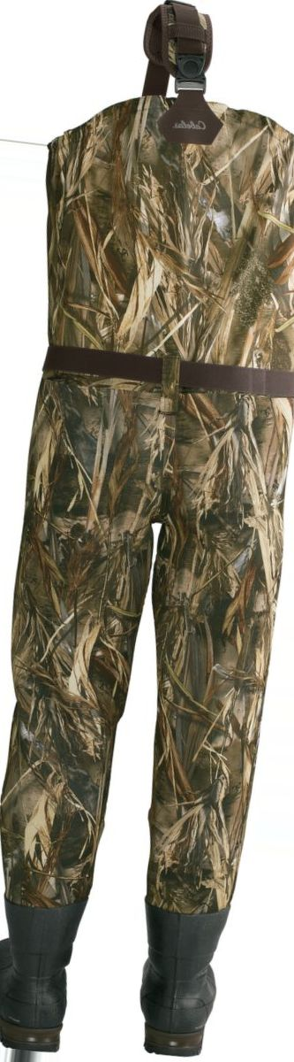 Cabela's Northern Flight® Men's One-Strap Hybrid Hunting Waders with 4MOST® DRY-PLUS – Regular
