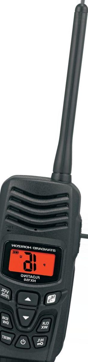 Standard Horizon HX 150 Compact VHF