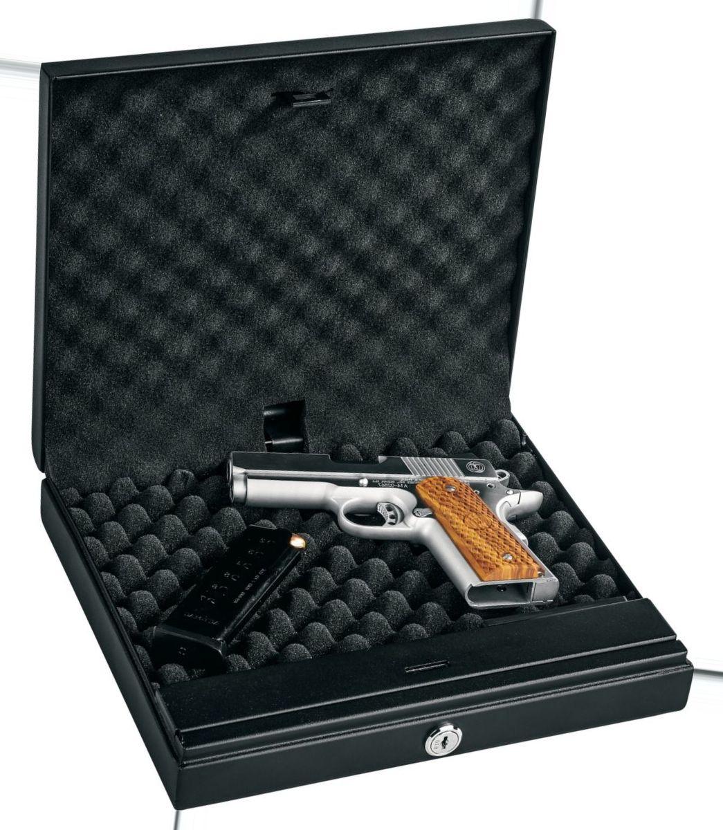 Bulldog Magnum Biometric Pistol Vaults