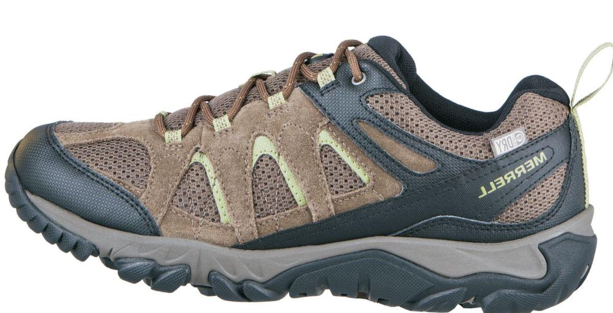 Merrell® Men's Outmost Waterproof Low Hikers