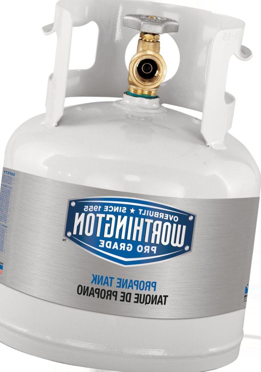 Worthington Propane Portable Steel Cylinders
