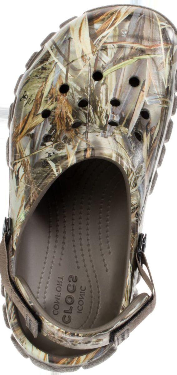 Crocs™ Men's Offroad TrueTimber® 2 Outdoor Clogs