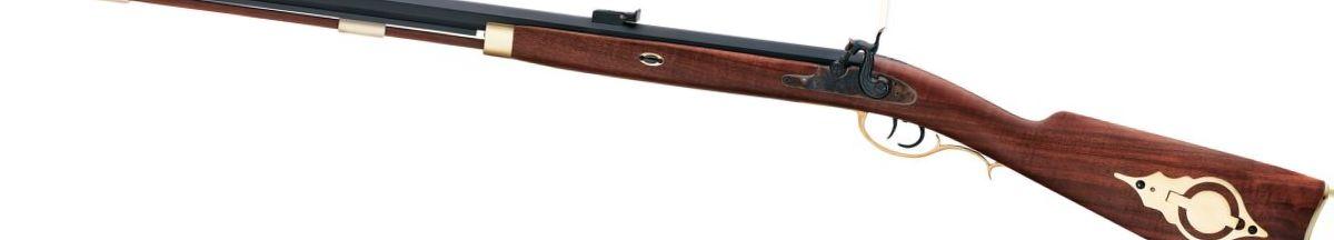 Pedersoli Traditional Hawken Percussion Rifle