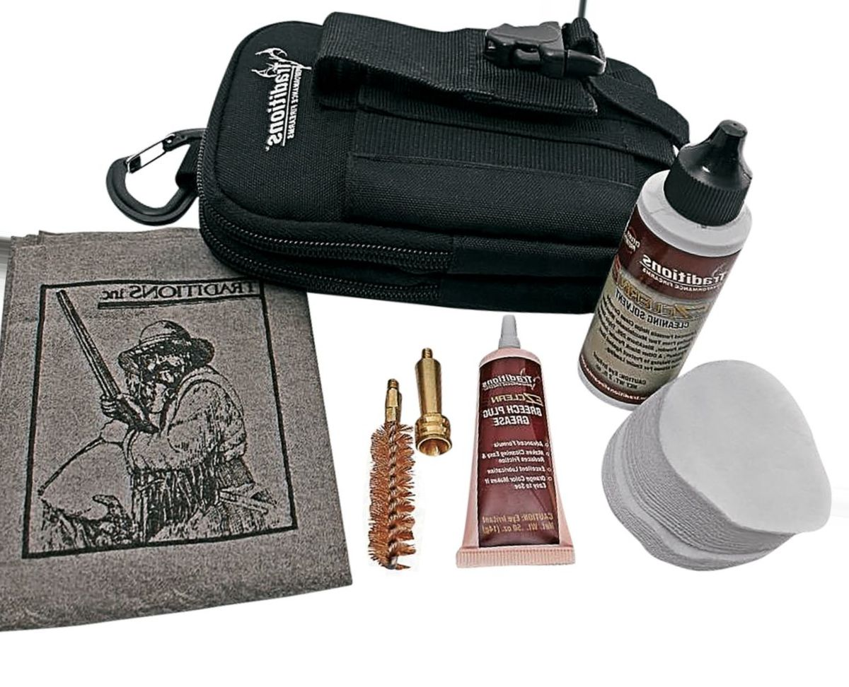 Traditions™ Field Cleaning Kit with Belt Pouch