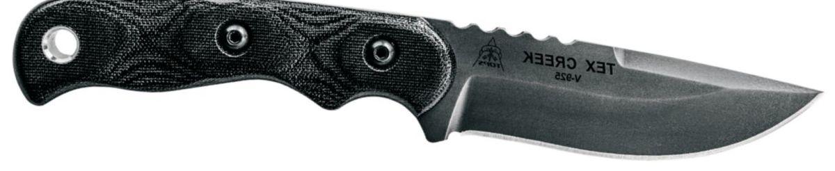 TOPS Knives Tex Creek Fixed-Blade Knife