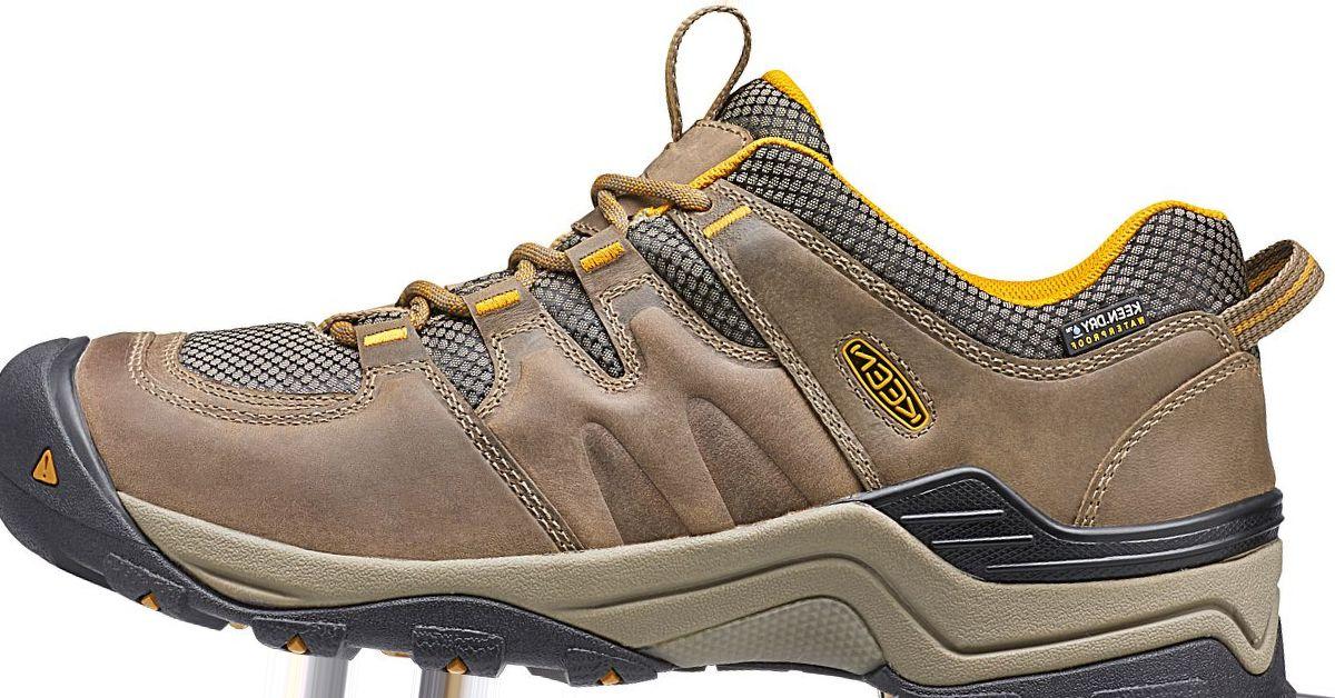 Keen™ Men's Gypsum II Waterproof Low Hikers
