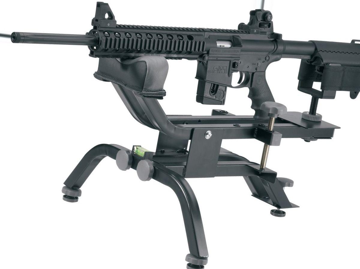 Hyskore® Black Gun® Shooting Rest