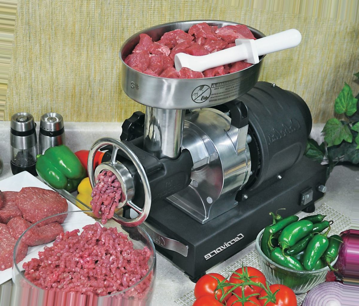 Cabela's Carnivore Commercial-Grade 0.5hp Grinder