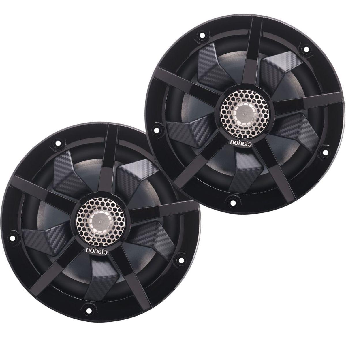 """Clarion CM1623RL 6.5"""" Speakers"""