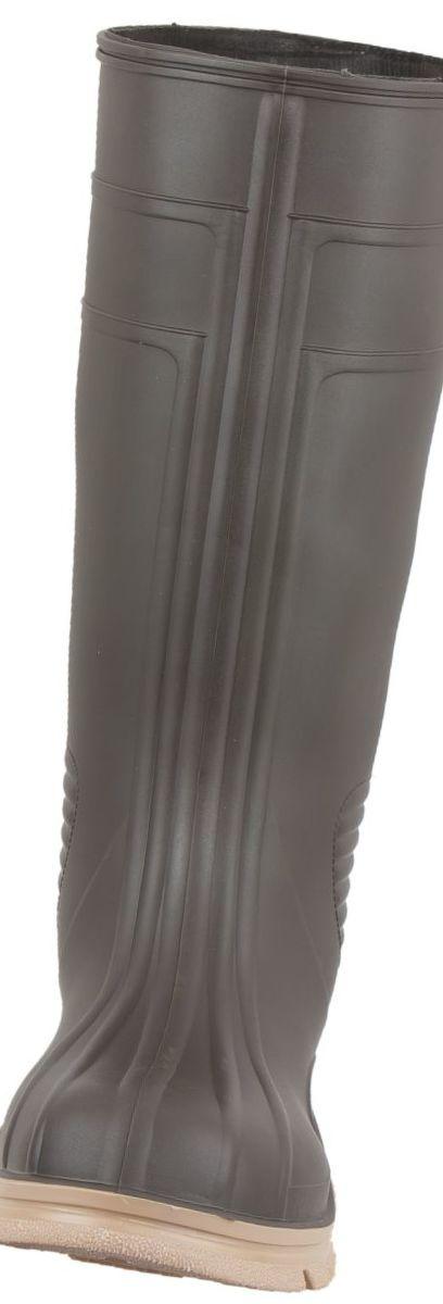 Heartland Footwear's Men's Barnyard Plain-Toe Industrial Rubber Boots