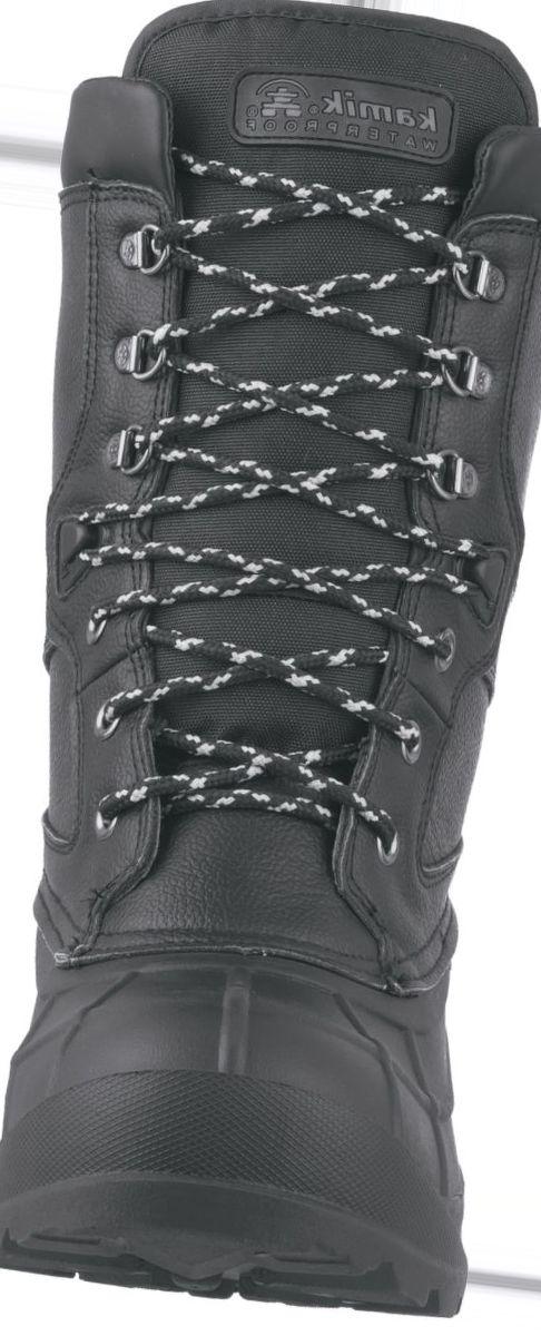 Kamik® Men's Nation Pro Pac Boots – Black