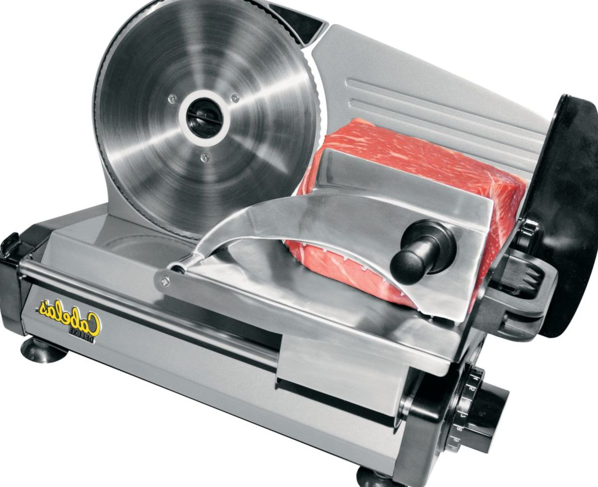 "Cabela's Deluxe 8.7"" Slicer"
