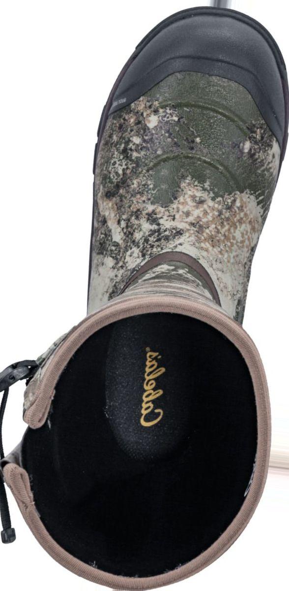 Cabela's Men's Zoned Comfort Trac™ 800-Gram Rubber Boots