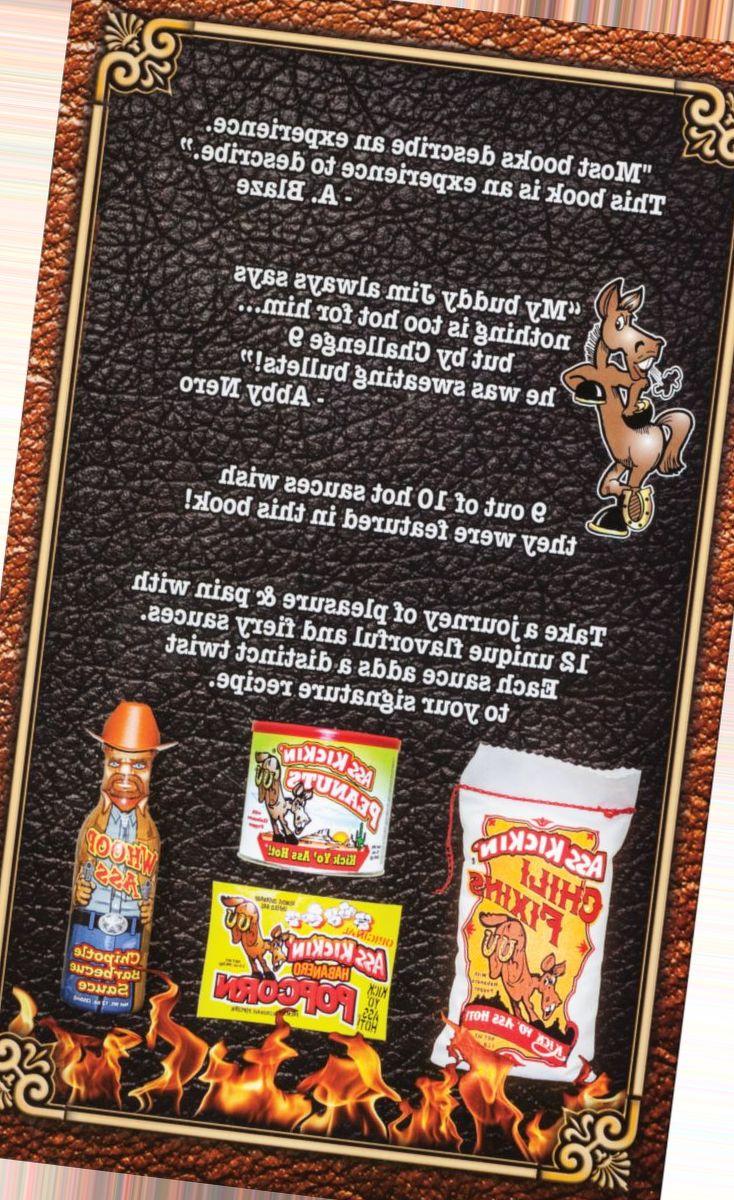 Southwest Specialty Foods Ass Kickin' Hot Sauce Gift Sets