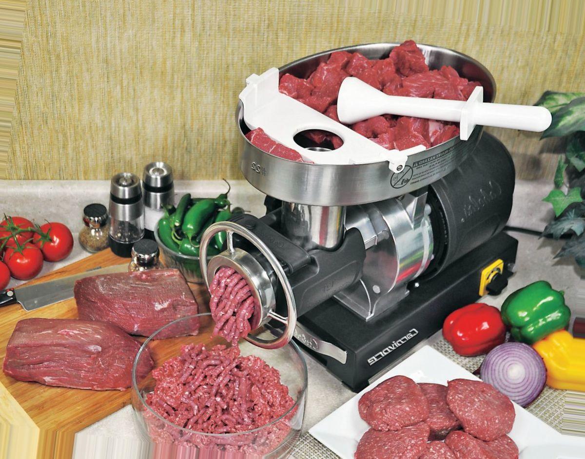 Cabela's Carnivore Commercial-Grade 1hp Grinder