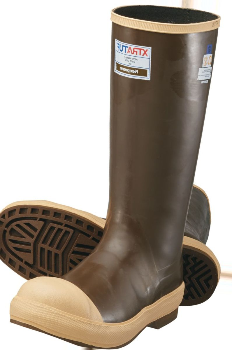 Xtratuf® Insulated Safety-Toe Rubber Boots