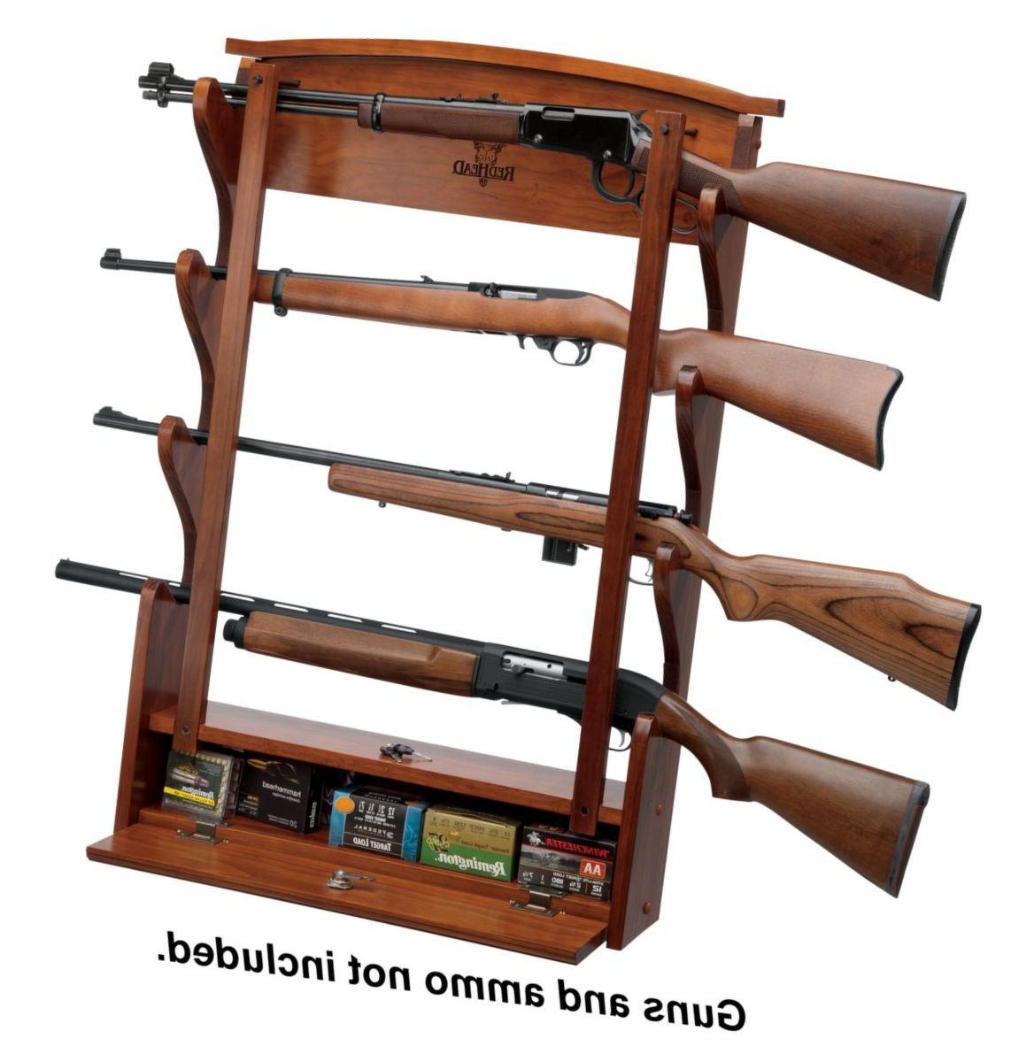 Redhead® 1856 Four-Gun Rack