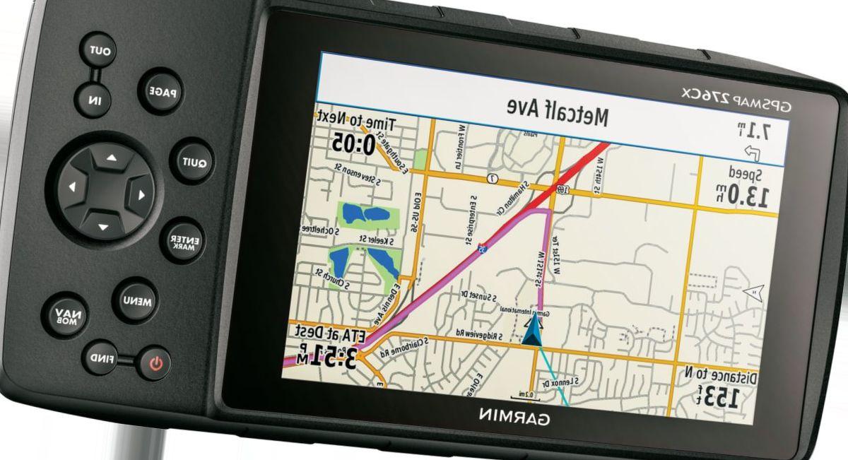 Garmin® GPSMAP® 276CX