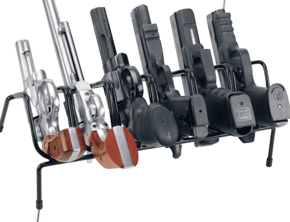Lockdown™ Handgun Racks