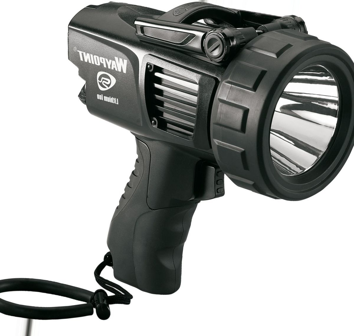 Streamlight® Waypoint® Lithium-Ion Rechargeable Spotlight