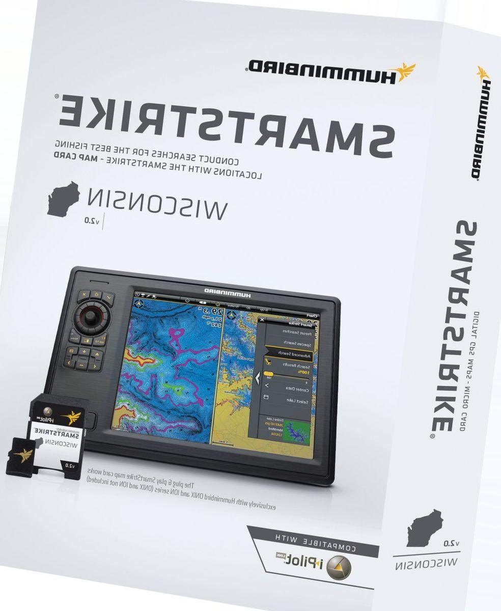 Humminbird® SmartStrike Digital Chart