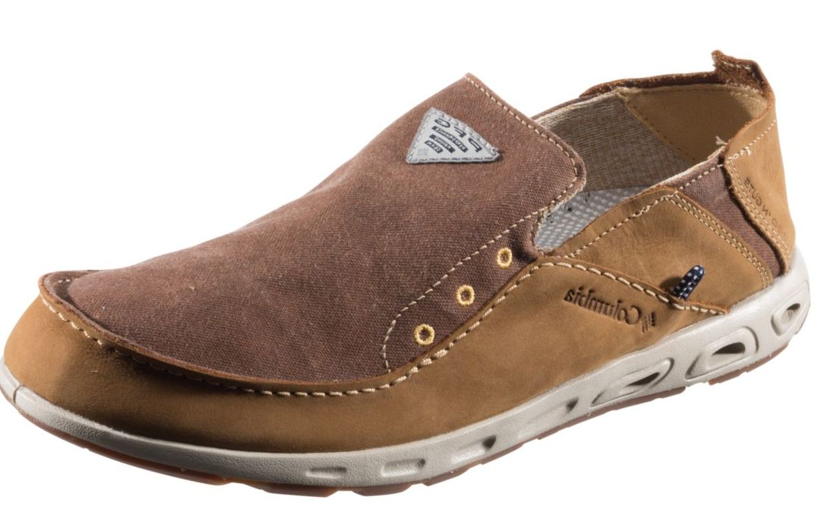 Columbia® Men's Super Bahama™ Vent PFG Slip-On Shoes