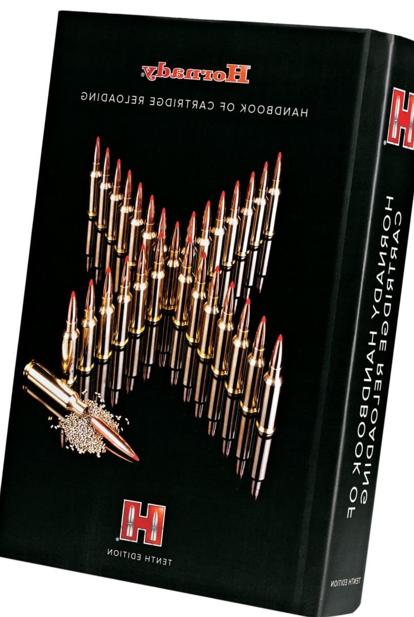 Hornady® Handbook of Cartridge Reloading, 10th Edition