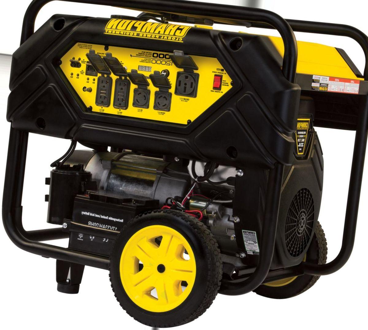 Champion Victory Series 12,000/15,000W Generator